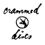 Crammed Discs logo black