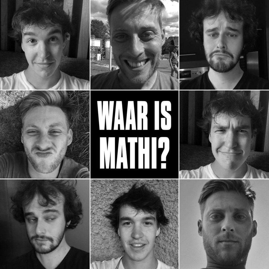 Mathias Vergels Waar is Mathi